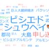 8/28~虎→兎【竜について】