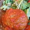 ランチ日記 #110 「にほんばし壇」の煮込みハンバーグ