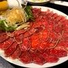 Bistro ひつじや 四谷三丁目店(四谷三丁目)本格的な羊肉の料理と北アフリカ・地中海料理が美味しいお店 ひつじレアステーキがめちゃうまい。