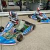 SRS-Kart(鈴鹿サーキットレーシングスクール)のカウルステッカー製作を担当させていただきました!