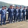 鳥羽海上保安部 巡視船いすず 合同潜水訓練
