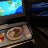 中国東方航空のビジネスクラスで使うThinkPad X1 Carbon(2018)