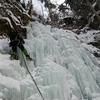 虹の滝・糸引きの滝