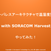 SORACOM Harvest + AWS Lambdaでウィンドウ処理やってみた