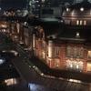 会社帰りのプチデートに最適。東京駅KITTE(キッテ) 6Fの屋上庭園は夜景が綺麗。