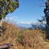2015年冬、無雪・絶景の竜爪山へ