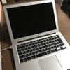 整備済製品のMacBook Air (13-inch, Early 2015)を本当に今更ですが購入してしまいました