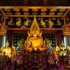 チェンマイの小さな寺院、Wat Phan Onに寄ってみた