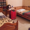 モロッコ1人旅行記 2泊3日サハラ砂漠ツアー  1日目の宿 ホテル Auberge des Gorges de Dades オベアジュ・デ・ゴルジュ・デ・ダデス