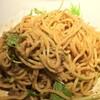 【人形町】汁なし担担麺ピリリ:山椒の辛味を味わいたい人は是非!