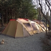 ワンコのキャンプの過ごし方