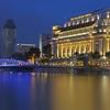 2017シンガポールでカウントダウンの旅【シャンパン・ブランチ編】