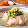 レシピ : 風邪に効く!サムゲタン風スープ