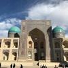 ウズベキスタン旅行記③ 滞在証明書・税関申請書もいらない?