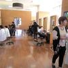 高知理美容学校からサロン実習中です。