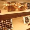 チョコレートを買いに。