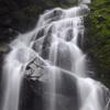 滝の写真 No.31 鳥取県 笹が平不動滝