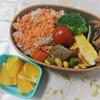 焼肉&五目豆弁当