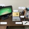 【集中できる】在宅勤務(リモートワーク)の書斎と便利なグッズの紹介