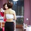 KARA ギュリ、大胆に背中を露出!「ネイルサロン・パリス」で男性に変身 - PICK UP - 韓流・韓国芸能ニュースはKstyle