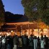 初詣は「明治神宮」で!バーゲン寄って「ポムの樹」でオムライス