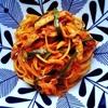 昔ながらのナポリタンスパゲティ*野菜たっぷり(85g)入りのヘルシーレシピ