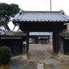 笠岡城の移築城門 その2
