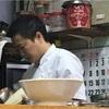 華隆餐館で刀削麺