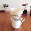 コンパクトな本格ドリッパー、ユニフレームのコーヒーバネット