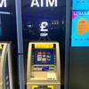 【ロンドン生活・観光】ATMの使い方(ヒースロー空港)/How to use the ATM at Heathrow Airport