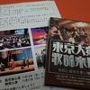 「東京大衆歌謡楽団」DVD到着。最近DVDよく見るようになったなぁ。
