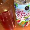 セイコーマートの「北海道 美瑛町産 ハスカップサワー」を飲みました