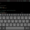 How to enjoy competitive programming on iPad (lie-down)