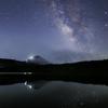 【天体撮影記 第1夜】夜空に浮かぶ天の川を求めて 西湖湖畔より