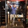 ワインセラーのシャレオツなサッシ工事をやってきました!