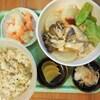 鱈のピリ辛豆乳鍋