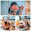 【子どものおやつ簡単レシピ2選】ホットケーキミックスでヘルシーな焼きドーナツとクッキー
