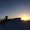 白馬岳の山頂から、愛をこめて! by ニコ