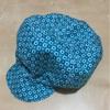 手作りキャスケット帽子