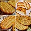 イランの平パン、バルバリ|ちびオーブンで実験的試行錯誤
