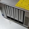 【TerraMaster F4-220】NASで家庭内クラウド計画その1・2台の3TBハードディスクをRAID 1に初期設定