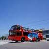 富山スカイバスとポーク風ライス