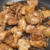 韓国人パパお手製の激ウマ豚肉の照り焼き
