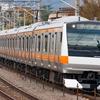 11/13 E233系T42編成NN出場回送(+イコラブ×富士急な話)