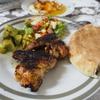 今日の一皿は中東料理 ~イスラエル・パレスチナ・ヨルダン編~