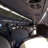 【飛行機の座席】背もたれのルール?