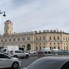 サンクトペテルブルクなのに「モスクワ駅」?? @ サンクトペテルブルク