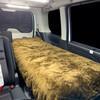 車中泊用のベッドを買い換えた