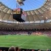 カナダのサッカー観戦は盛り上がるの?@BC Place: Vancouver Whitecaps vs. Toronto FC