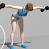 New App - Reverse Fly, Fitness app Muscle Training